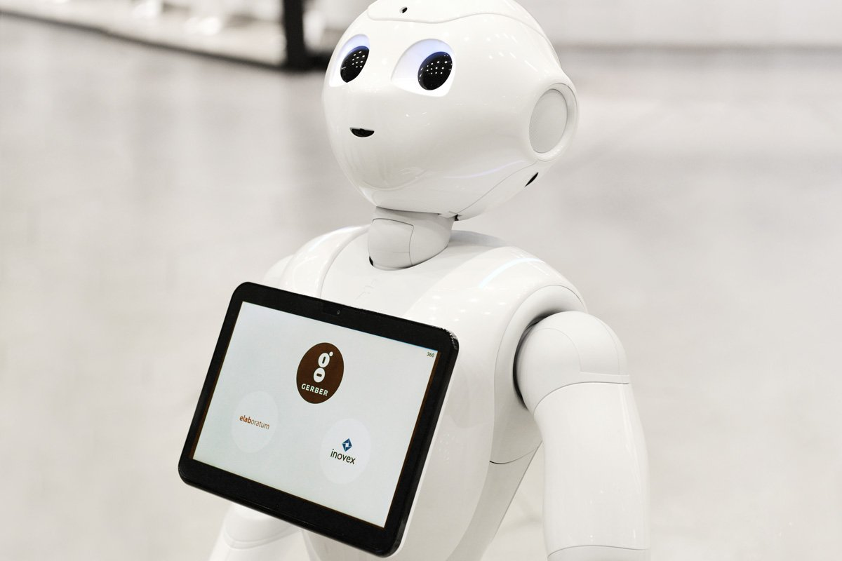 Studie Robotics in Retail