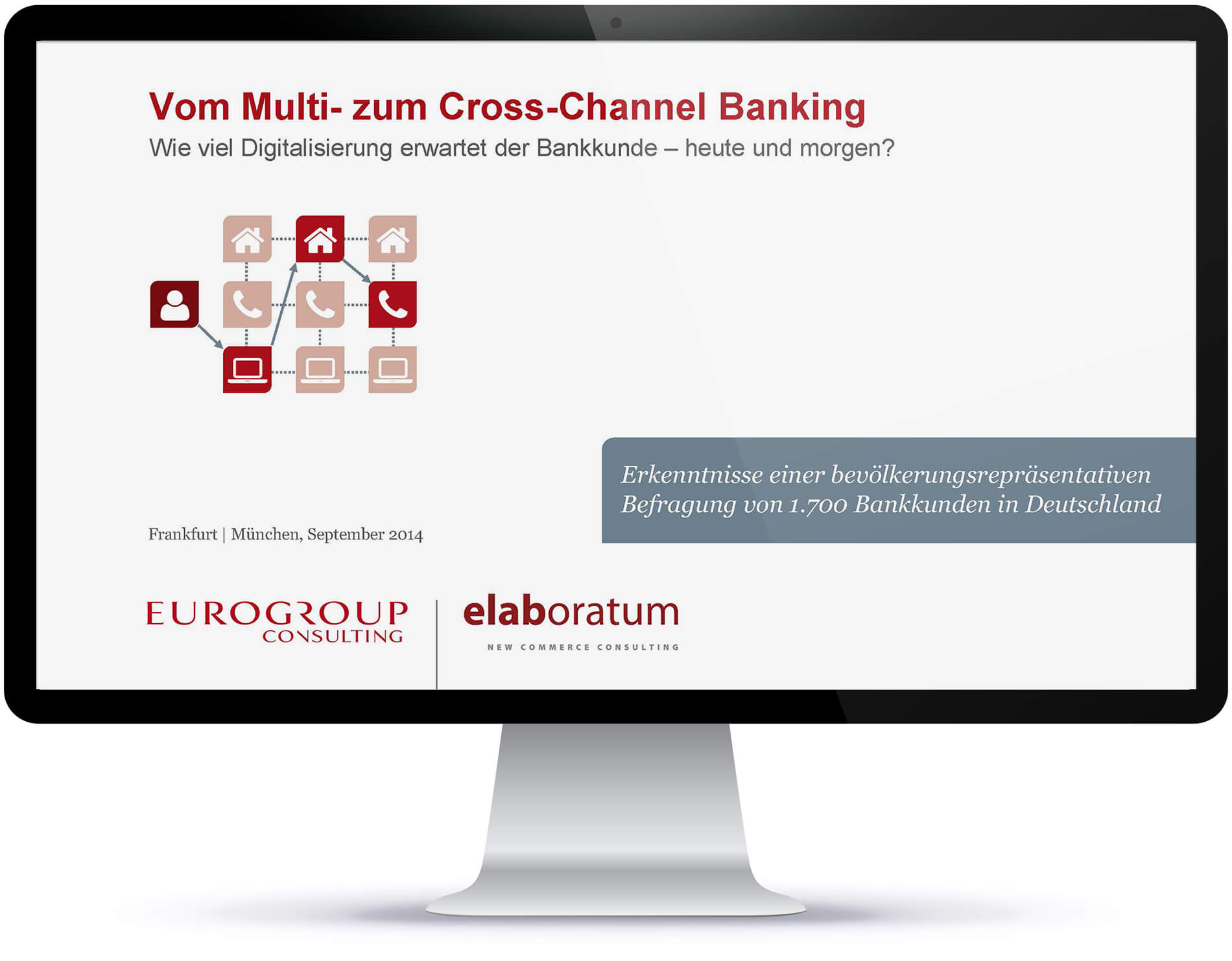 Kernstudie: Vom Multi- zum Cross-Channel-Banking