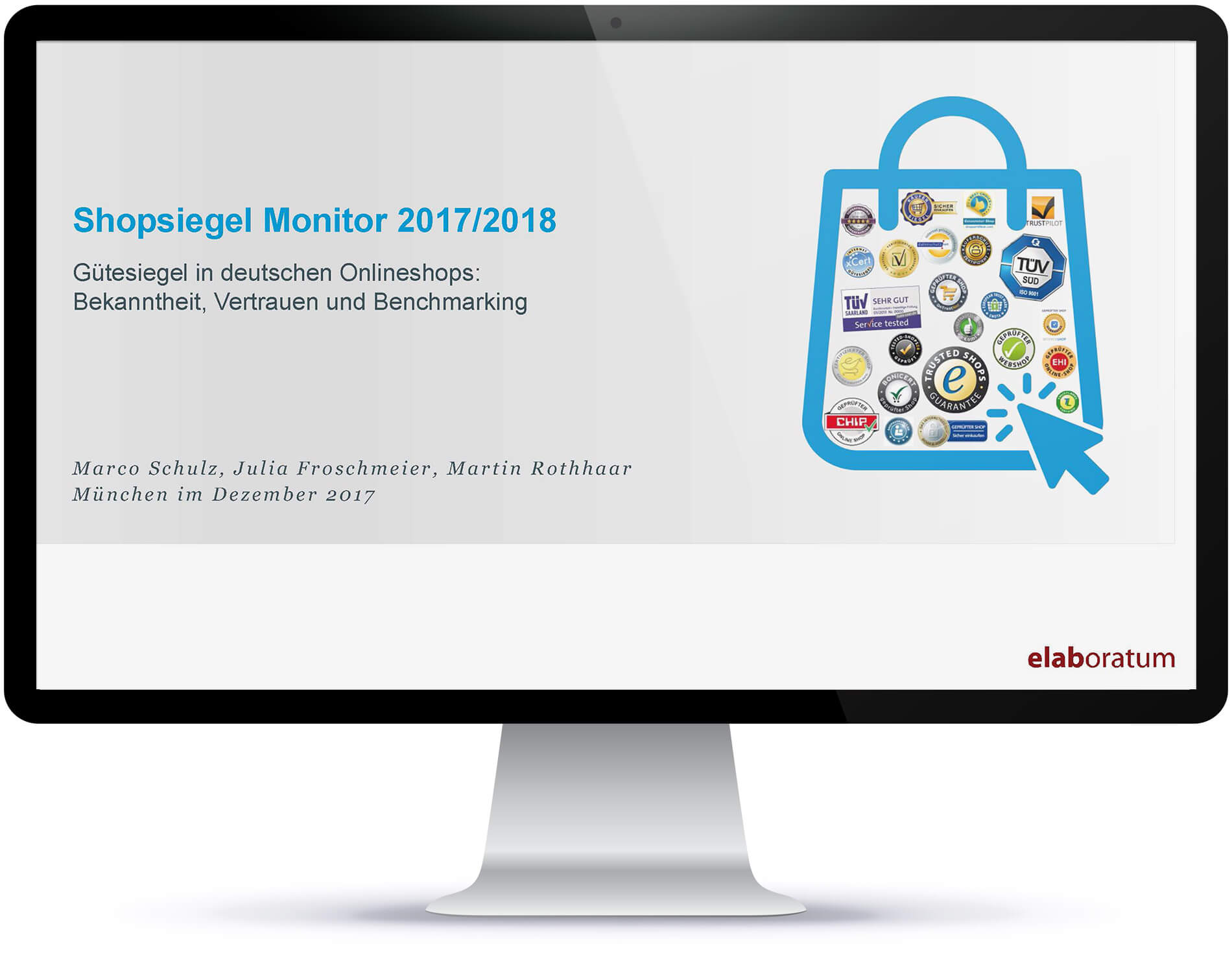 Shopsiegel-Monitor 2017/2018