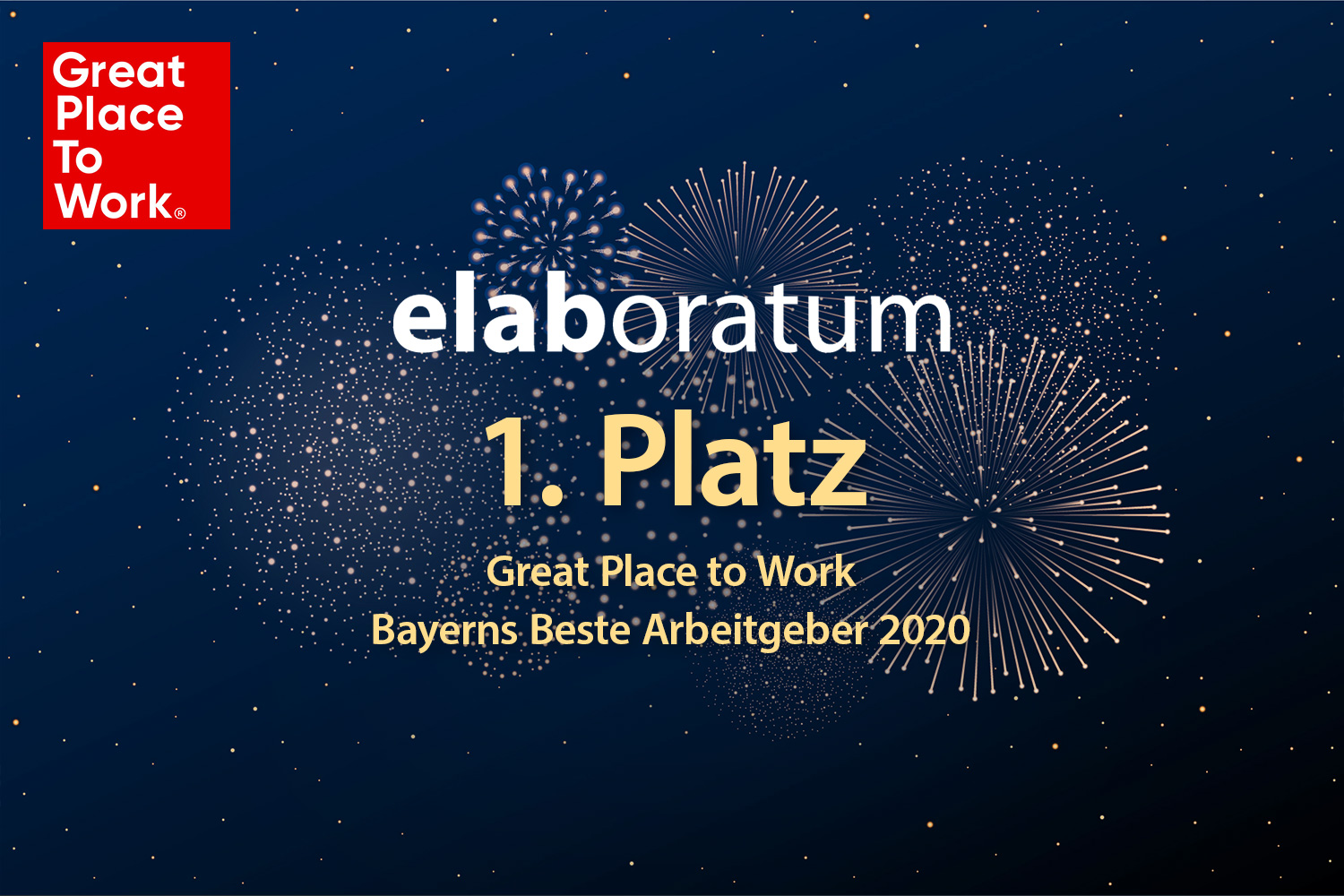 Great Place to Work Bayerns Beste Arbeitgeber 2020
